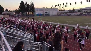 harry bridges marching band mighty marching pilots