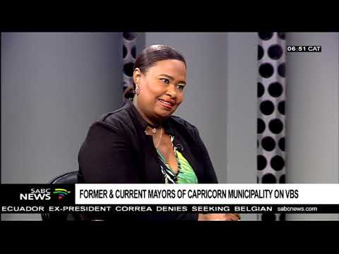 Former & current mayors of Capricorn municipality on VBS Part 1