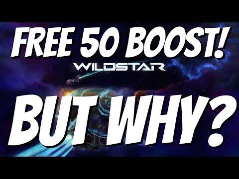 Wildstar Free Level 50 Boost: Generous Desperation? Discuss