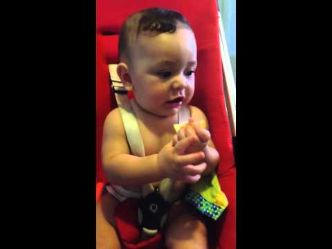 Baby Prince Noah lemon test