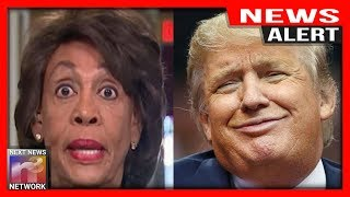 NEWS ALERT! Mad Max Goes CRAZY For Trump's Tax Returns, Then Shouts ONE BIZARRE WORD At The Camera