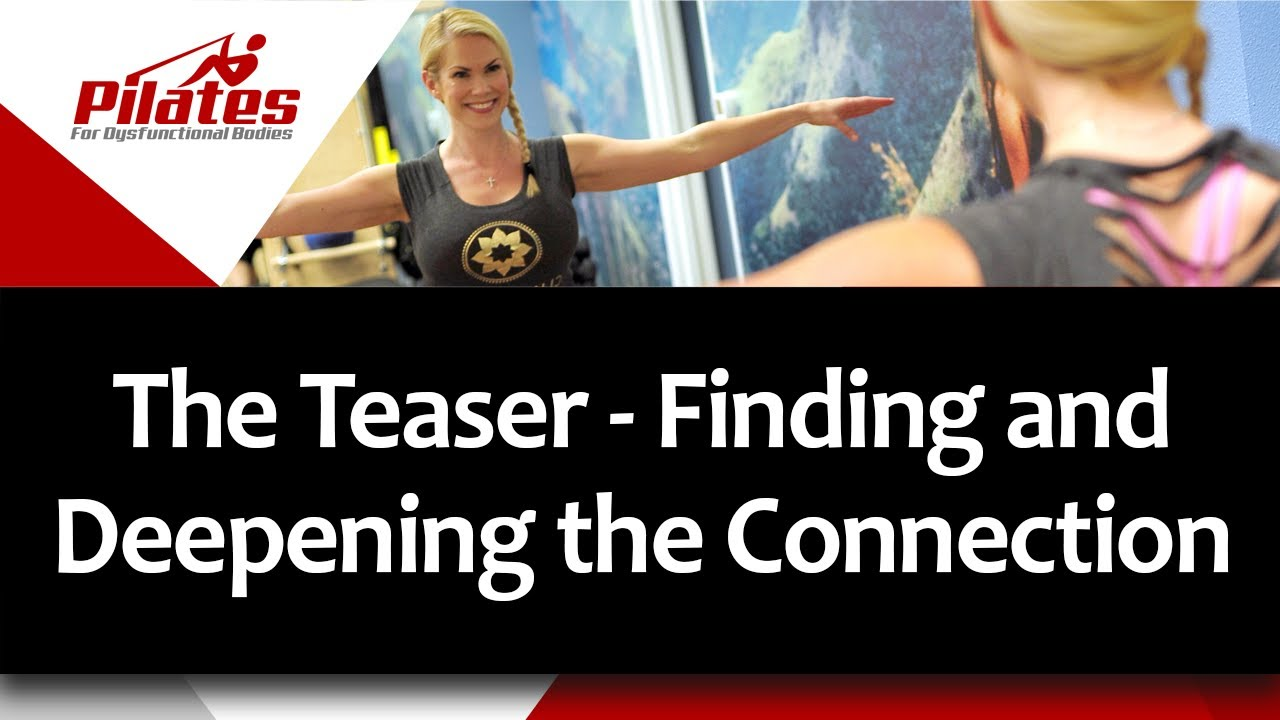 The Teaser - Finding and Deepening the Connection