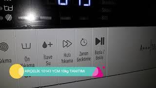 arçelik 10143 ycm 10kg çamaşır makinesi inceleme bilgisebili