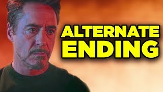 Avengers Endgame ALTERNATE ENDING Revealed! Katherine Langford Scene Explained!