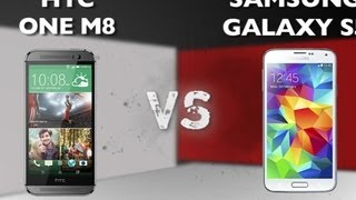Prizefight - HTC One (M8) vs. Samsung Galaxy S5