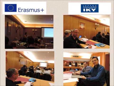 Innovative skills in ICT ERASMUS+ Madrid Greek Presentation