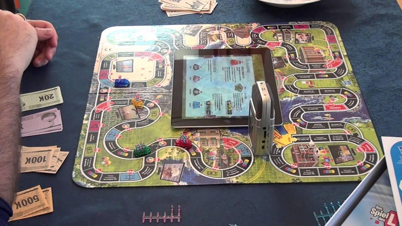 Test Spiel Des Lebens Zapped Parker Eine Rezension Von Spiele
