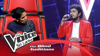 Dilshan Nakandala - Main Shayar To Nahin | Show phase | The Voice Sri Lanka Thumbnail