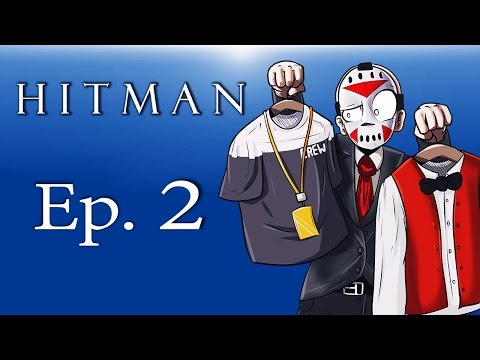 Hitman - World of Assassination Ep.2! (Paris Mission!) Best Hitman Ever!