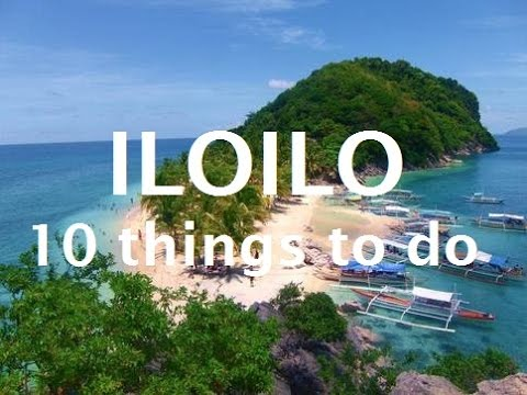 10 Things to do in ILOILO!