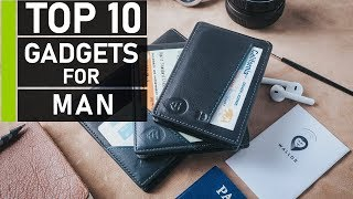 Top 10 Awesome GADGETS for MEN