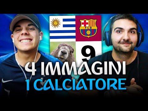 INDOVINA IL CALCIATORE CHALLENGE!!! - 4 IMMAGINI 1 CALCIATORE | w/ T4tino23