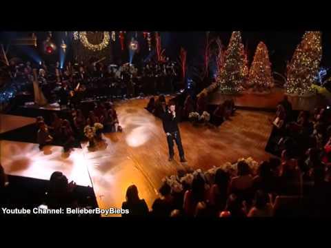 Justin Bieber   Mistletoe   Live on Michael Bublé Christmas Show   High Definiton 60FPS
