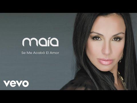 Maia - Se Me Acabó El Amor (Cover Audio)