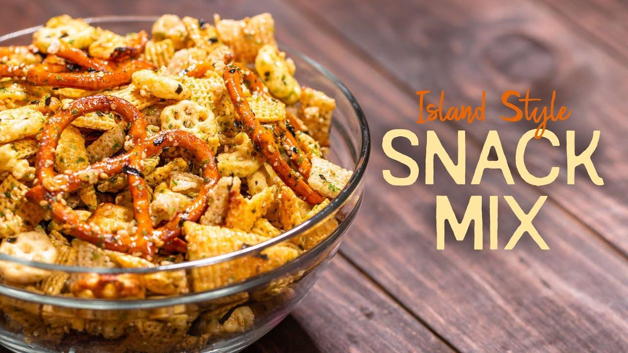 Chagi | Island Style Snack Mix