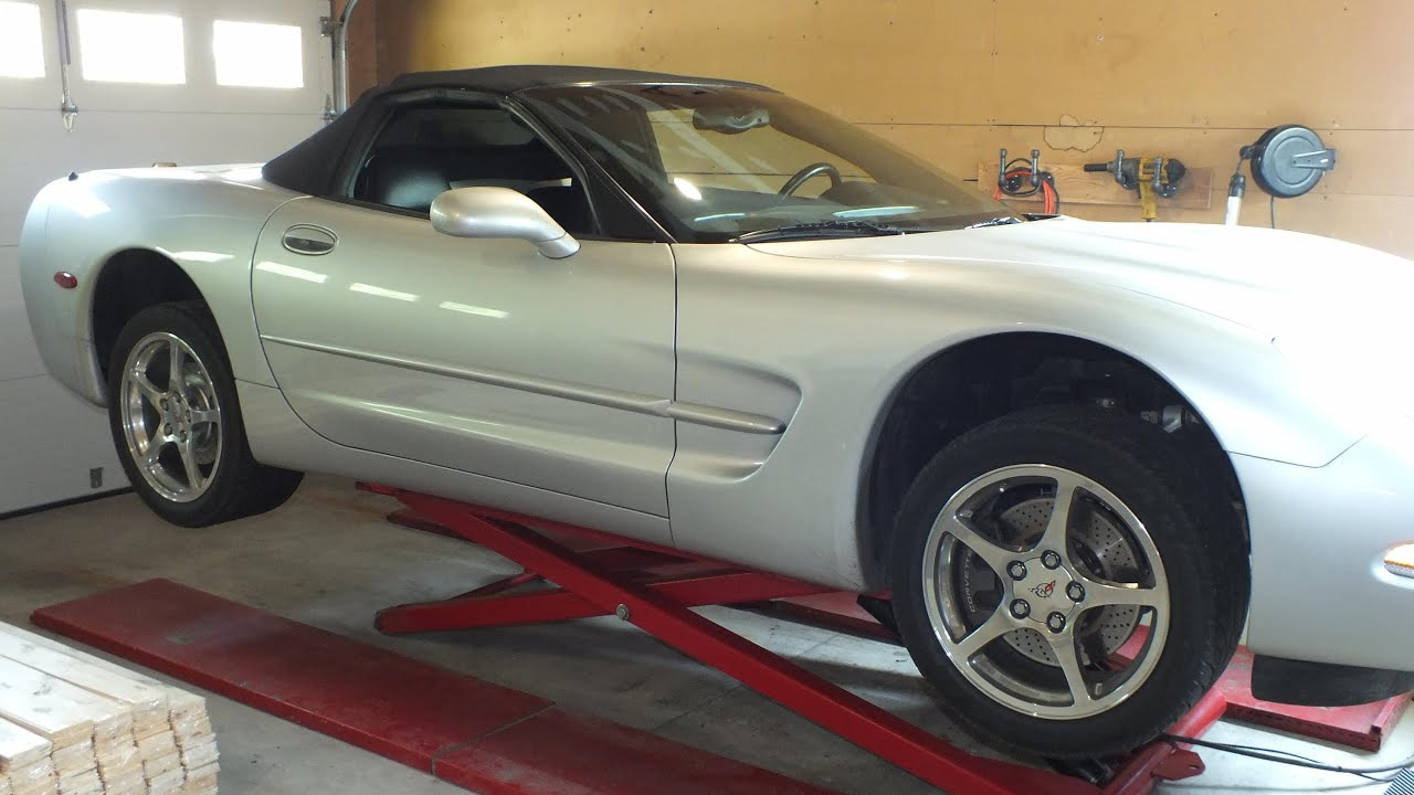 Corvette C5 Door Panel Remove And Replace Youtube