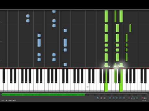 Linkin Park  Numb  Adrian Lee Version piano tutorial