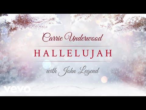 Carrie-Underwood-John-Legend-Hallelujah-Official-Audio-Video