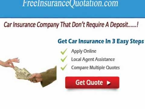 Get Monthly Car Insurance With No Deposit - Avoid Large Upfront Fees & Pay Monthly