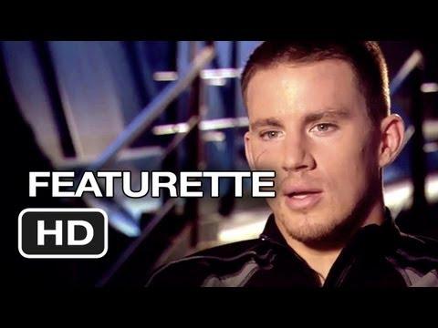 G.I. Joe: Retaliation Featurette 3 2013  Channing Tatum Movie HD