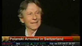 Polanski Arrested In Switzerland