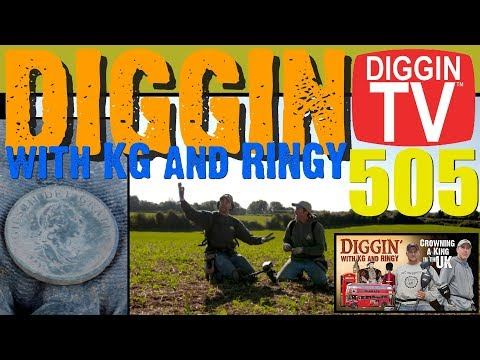 DIGGIN with KG & RINGY S1E7: 505 Crowning a King in the UK