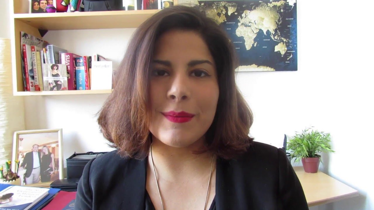 Video Cv Maria Luisa Campos Montpellier Business School Youtube