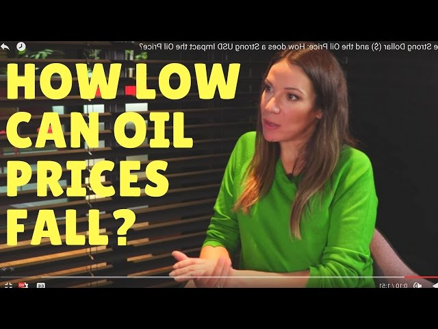How Low Can Oil Prices Fall?