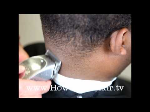 temple taper haircut pictures how to cut a temple fade taper fade 3570 | hqdefault
