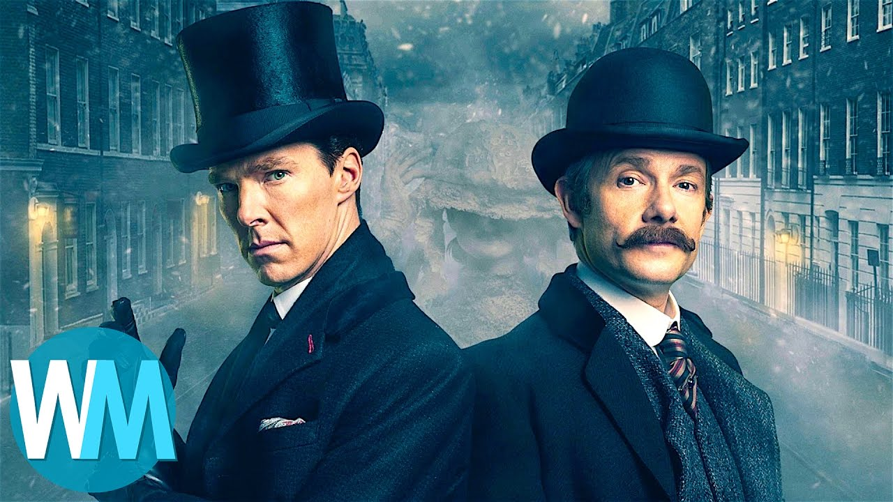 Image result for sherlock tv series