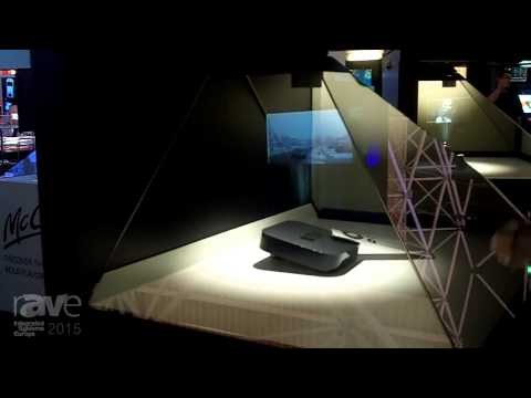 ISE 2015: RealFiction Discusses the DREAMOC HD3