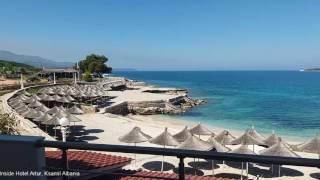 Hotel Artur Ksamil/Albania