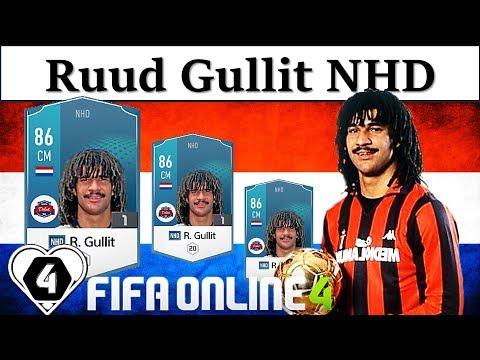 I Love FIFA | FO4 Review - Đánh Giá Ruud Gullit NHD ( National Hero Debut ) | FIFA ONLINE 4 ✔