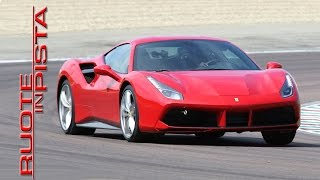Ferrari 488 GTB - Prova Alfonso Rizzo - Ruote in Pista n. 2285 - 23/05/2015 - HD