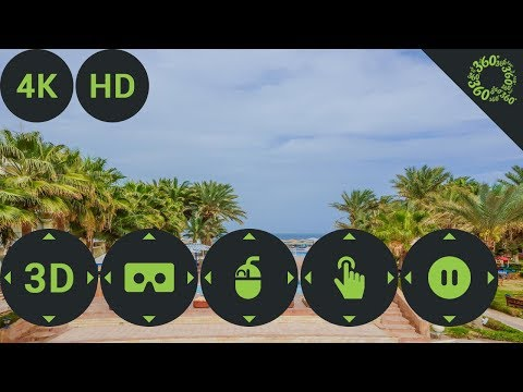 3D Hotel The Three Corners Triton Empire Beach Resort. Egypt, Hurghada / 2017 Project 360Q