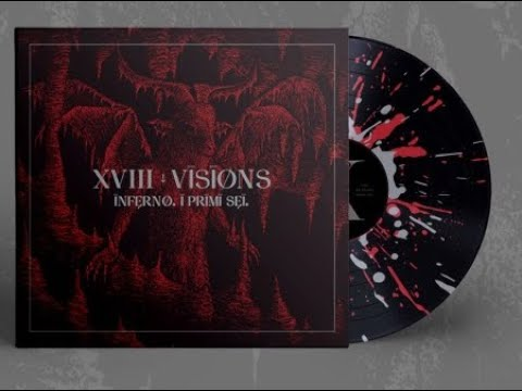 "Eighteen Visions debut new song ""Sink""  off new EP ""Inferno""!"