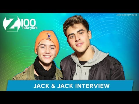 Jack and Jack Reveal New Music is Coming Very Soon | Interview