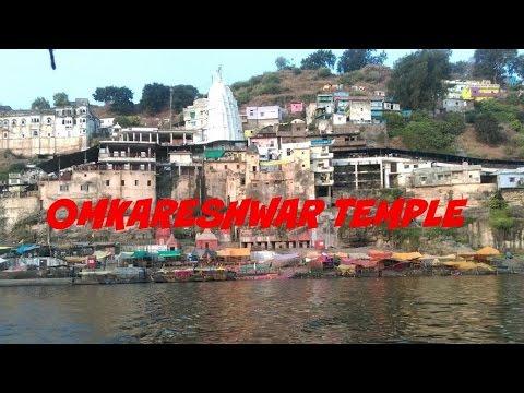 Omkareshwar Jyothirling Temple, Omkareshwar: Narmada River - Madhya Pradesh