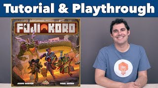 Fuji Koro Tutorial & Playthrough - JonGetsGames thumbnail