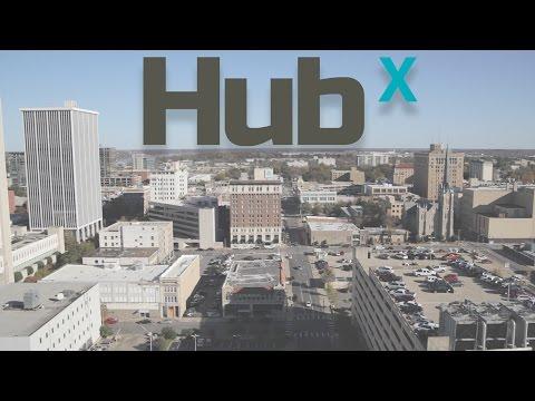 HubX: The City of Little Rock