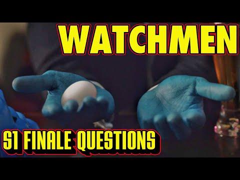 Watchmen Questions | Season 1 Finale | Episode 9 Preview