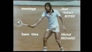Impressive movie recorded and edited by gil de-kermadec; fft owned document this is a true tennis gem.adriano at his best (1976), perfectly recorded, in the ...