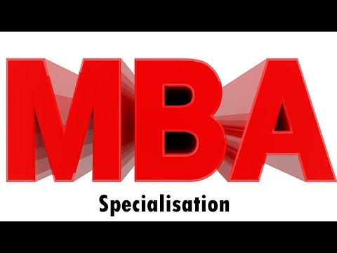 Which MBA specialization is suitable for you?
