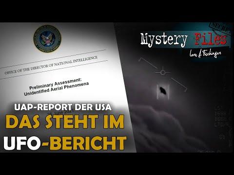 Report des Pentagon zu UAPs / UFOs veröffentlicht: Das steht drin - und das nicht