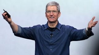 Tim Cook's Commencement Message: Fight Injustice