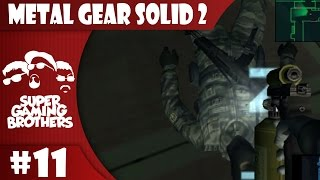 SGB Play: Metal Gear Solid 2 - Part 11 | Not Now Rose!