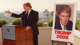 Px3 Political Archive: Trump 2000