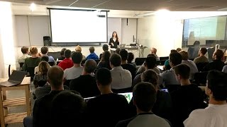 TECH TALKS: How to contribute to open source software (Emily Stolfo of MongoDB)