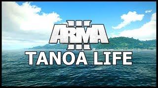🌴 Arma 3 Tanoa Life: Новый РП Сервер! Zulu! #1