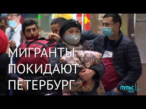 COVID-19 оставил Петербург без гастарбайтеров